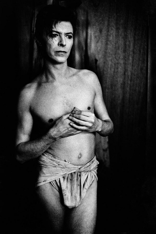 Foto: ©Anton Corbijn, David Bowie/everyday-i-show.livejournal.com