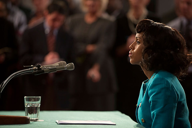 Kerry Wahington as Anita Hill