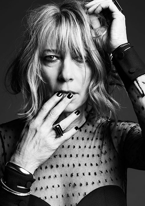 Kim Gordon | Hedi Slimane | Saint Laurent Music Project