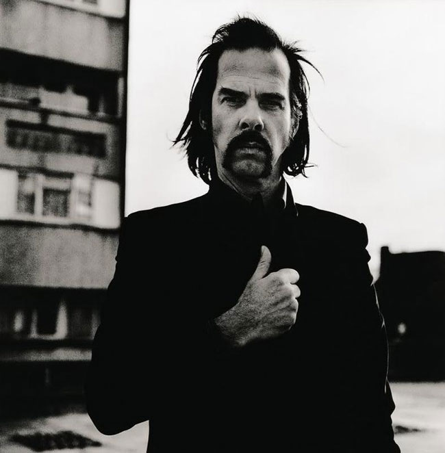 Foto: ©Anton Corbijn, Nick Cave/everyday-i-show.livejournal.com