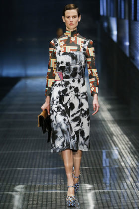 Prada - Milan Fashion Week primavara/vara 2017