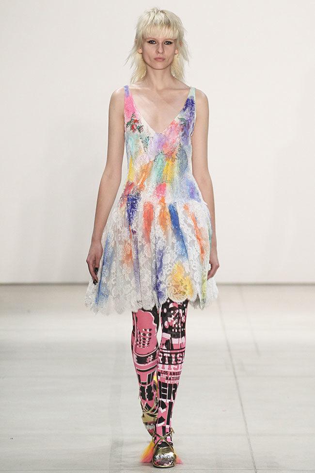 Libertine - New York Fashion Week primavara/vara 2017