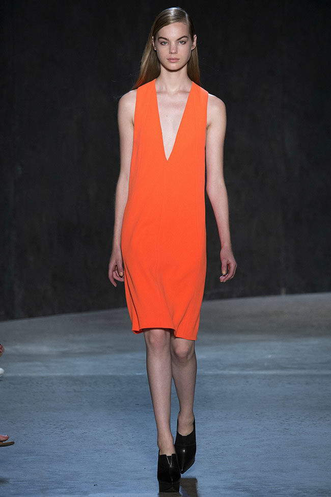 Narciso Rodriguez - New York Fashion Week primavara/vara 2017