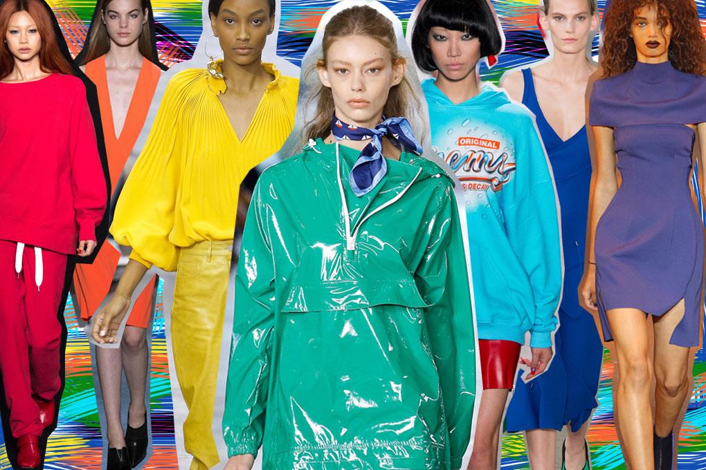 New York Fashion Week primavara/vara 2017