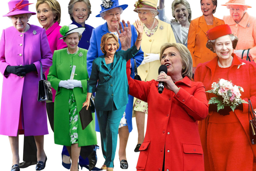 power-dressing