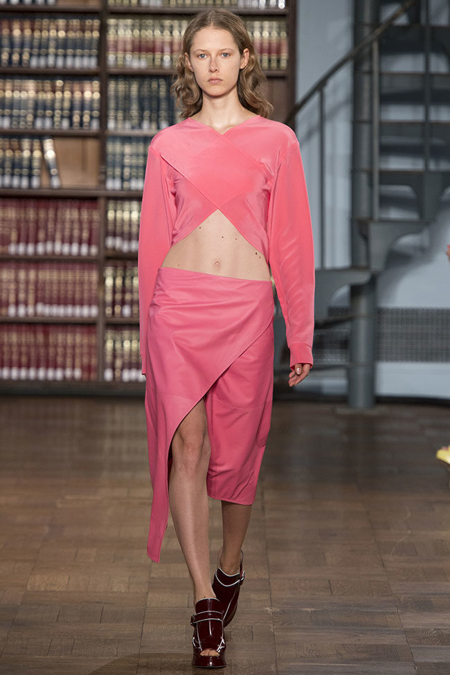 Sies Marjan - New York Fashion Week primavara/vara 2017