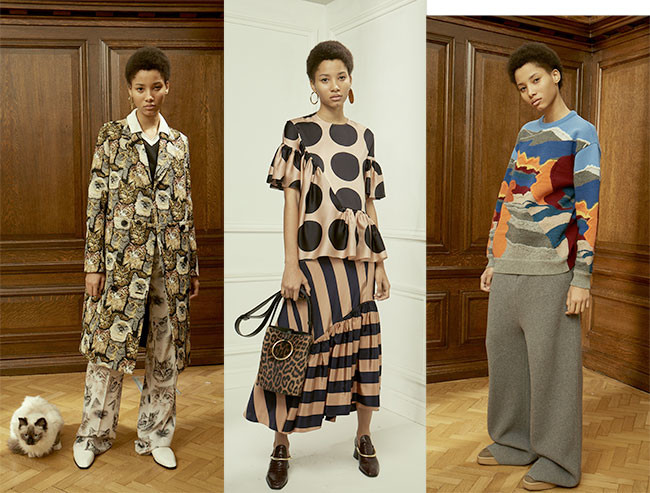 Stella McCartney Prefall 2016