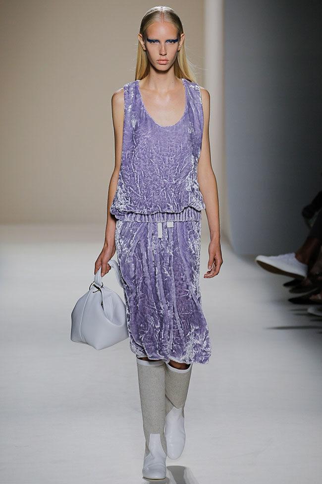 Victoria Beckham - New York Fashion Week primavara/vara 2017