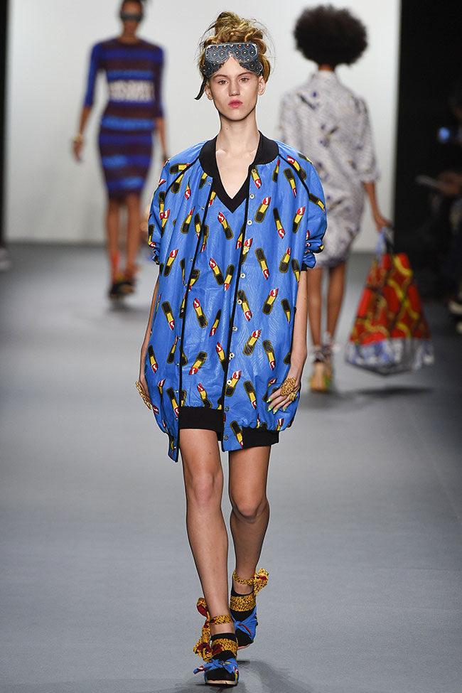 Xuly.Bet - New York Fashion Week primavara/vara 2017