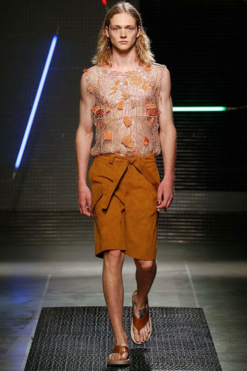 MSGM Spring 2016 Menswear