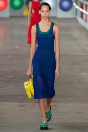 Boss - New York Fashion Week primavara/vara 2017