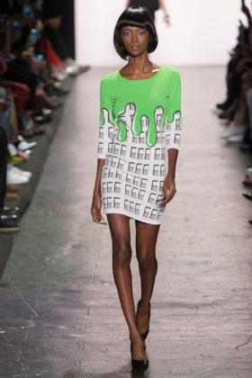 Jeremy Scott - New York Fashion Week primavara/vara 2017