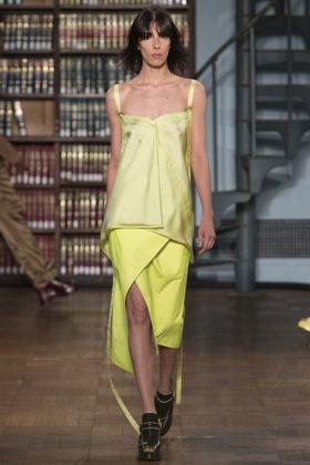 Sies Marjan - New York Fashion Week primavara/vara 2017