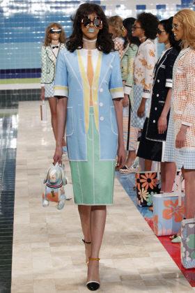 Thom Browne - New York Fashion Week primavara/vara 2017